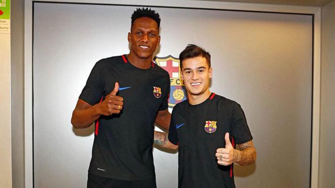 Coutinho i Mina zadebiutują jeszcze w styczniu!