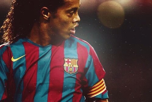 List pożegnalny Ronaldinho