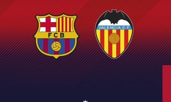 Barça  – Valencia w półfinale Pucharu Króla!