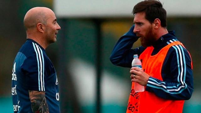 Argentyna zagra z Hiszpanią