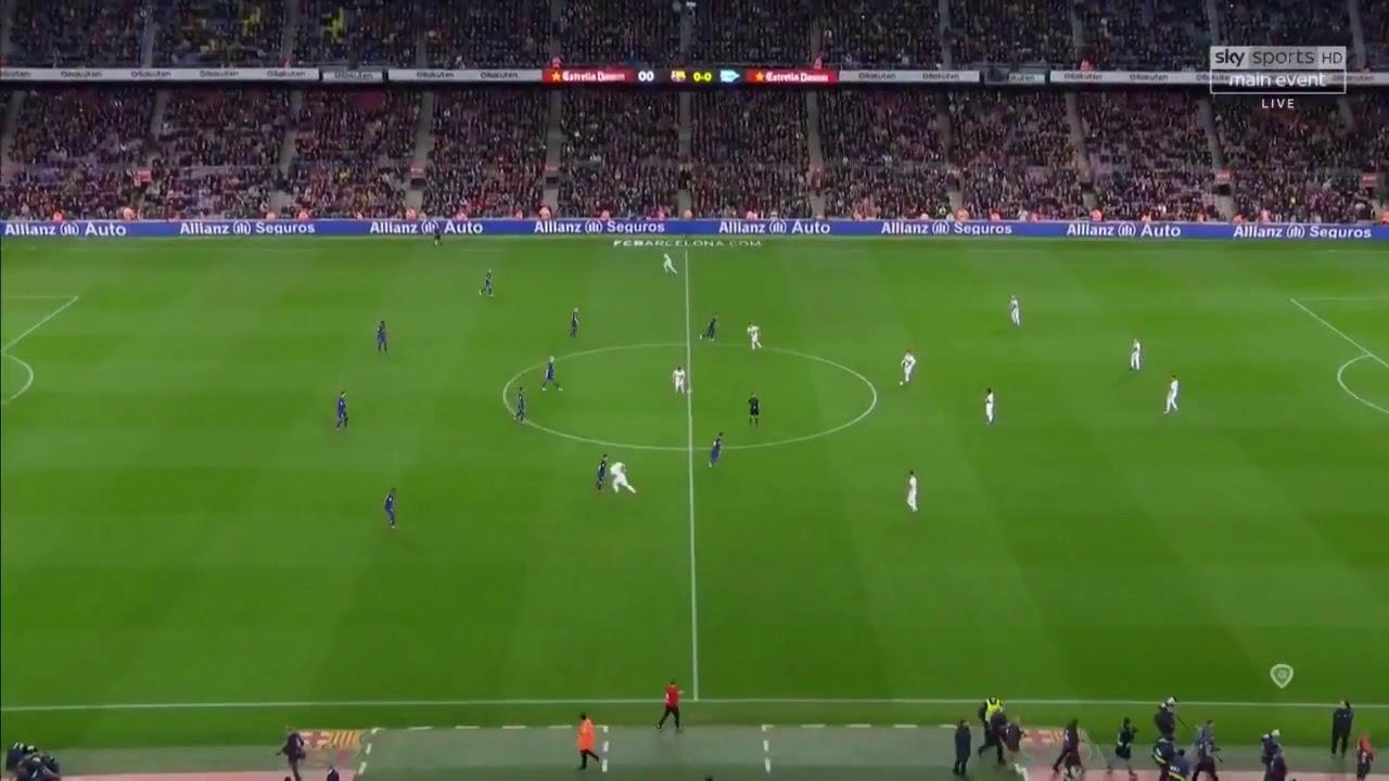 SKRÓT: FC Barcelona – Alaves