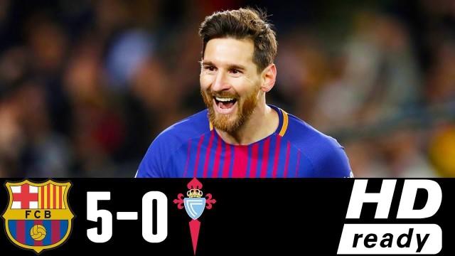 SKRÓT: FC Barcelona – Celta