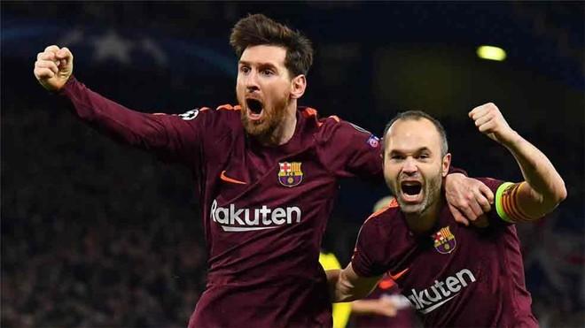 Messi wreszcie strzela Chelsea