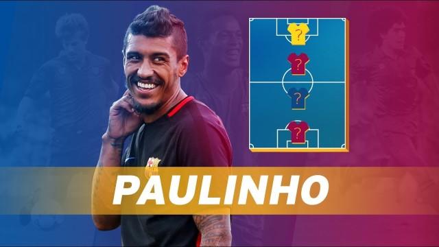 Paulinho: Moje top 4