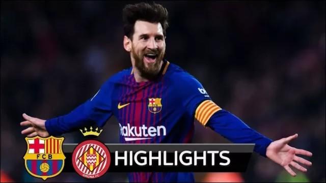 SKRÓT: FC Barcelona – Girona