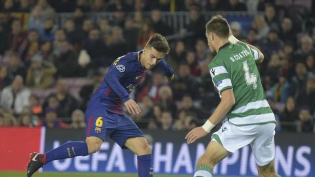 Barcelona słaba na wyjeździe w LM