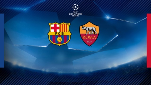 Z Romą w ćwierćfinale LM