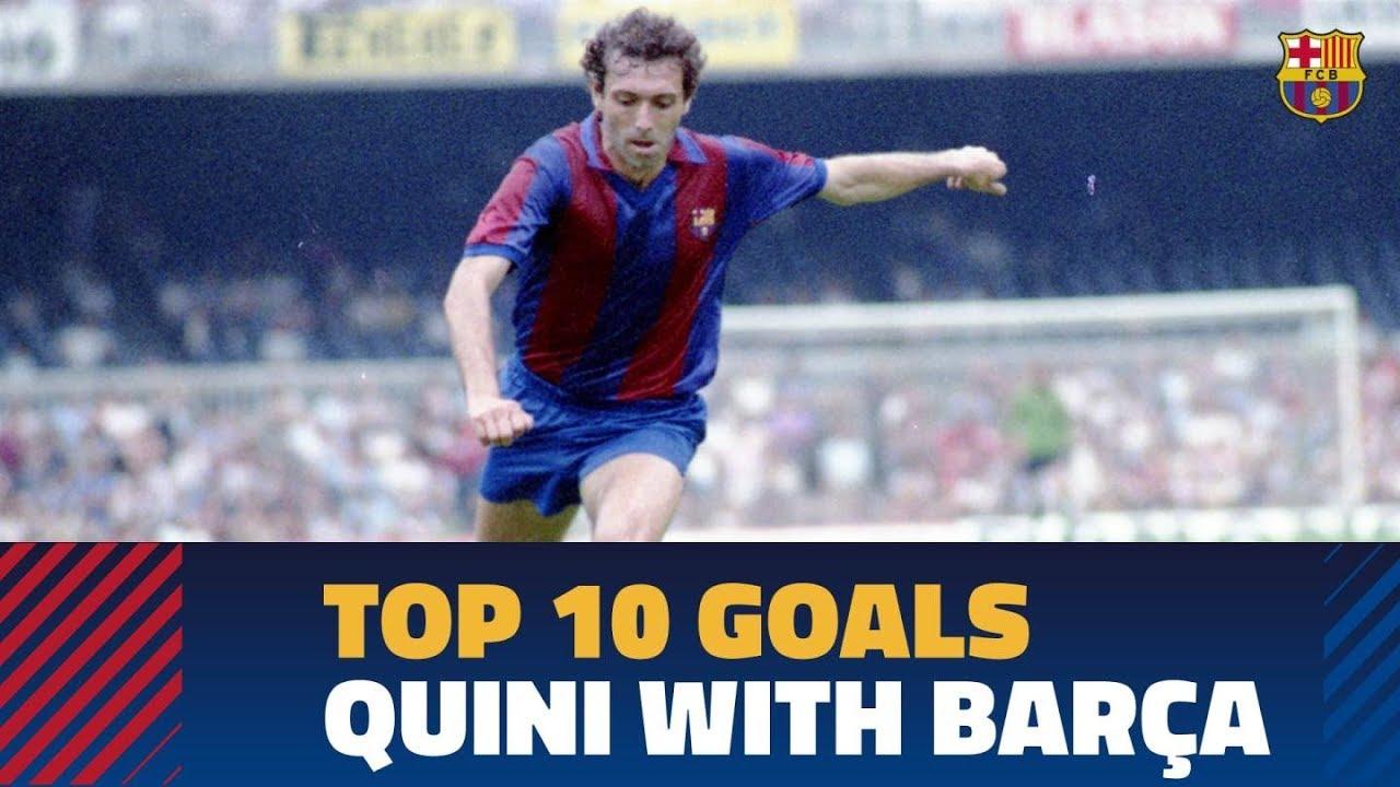 Quini – Top 10 bramek