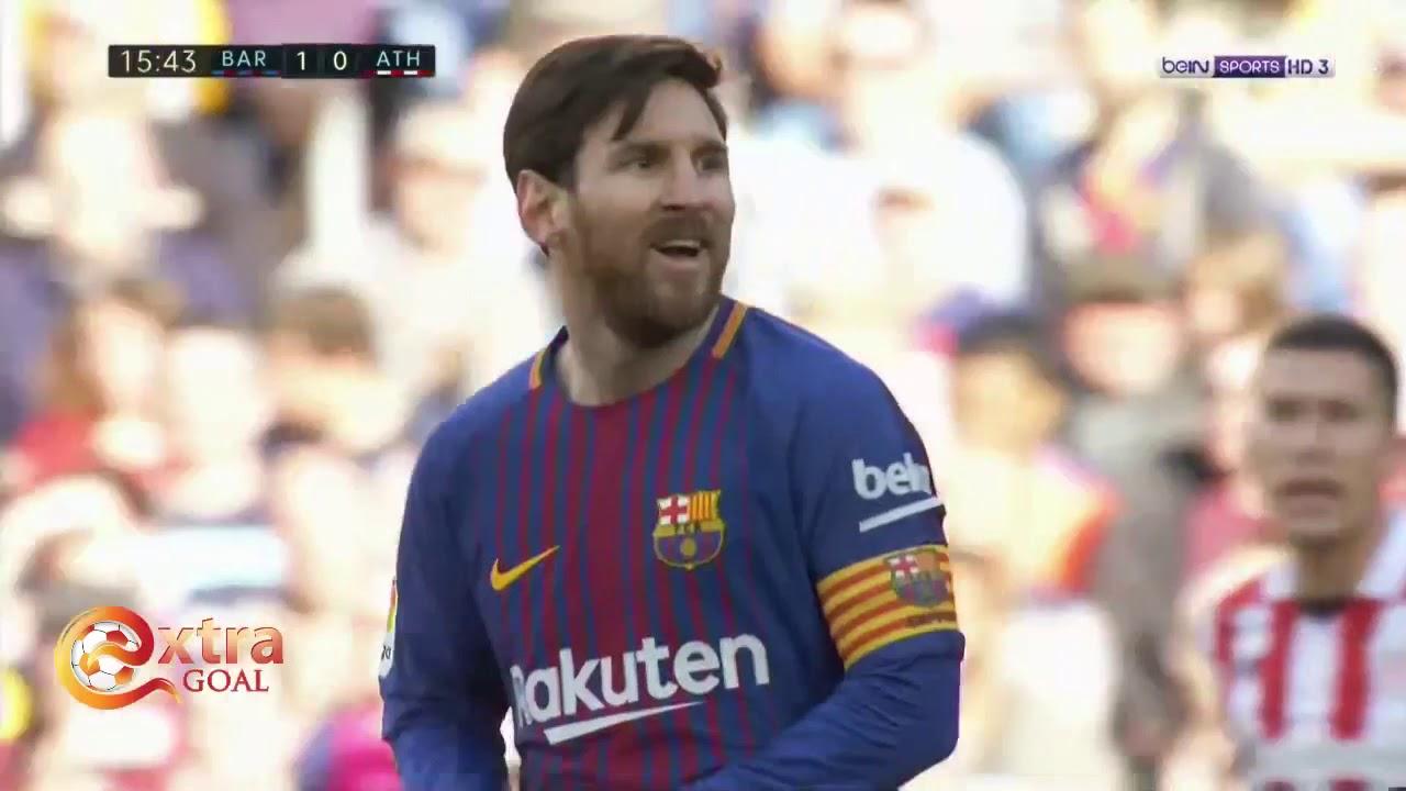 SKRÓT: FC Barcelona – Bilbao