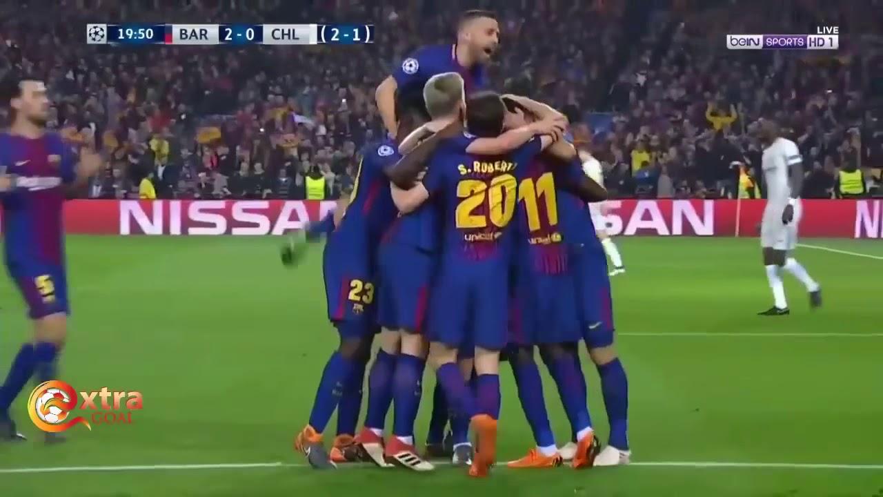 SKRÓT: FC Barcelona – Chelsea