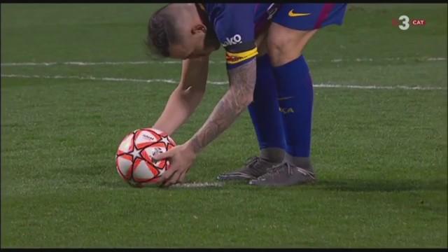 SKRÓT: FC Barcelona – Espanyol
