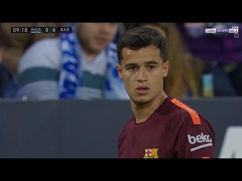 SKRÓT: FC Barcelona – Malaga