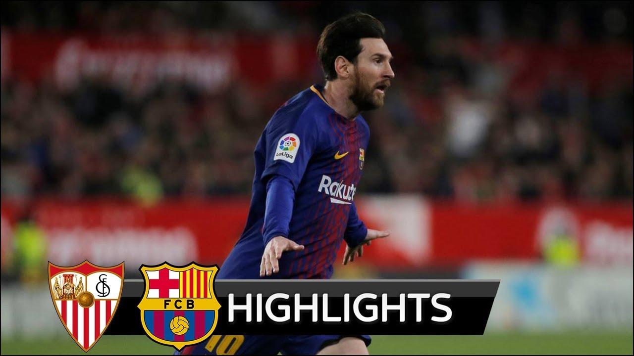 SKRÓT: Sevilla – FC Barcelona