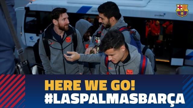 Wideo: Podróż do Las Palmas