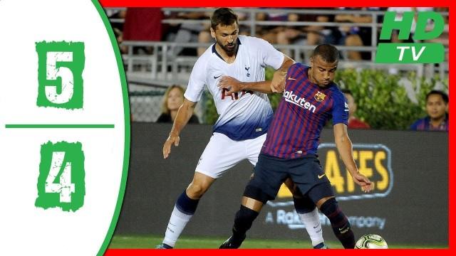 SKRÓT: FC Barcelona – Tottenham