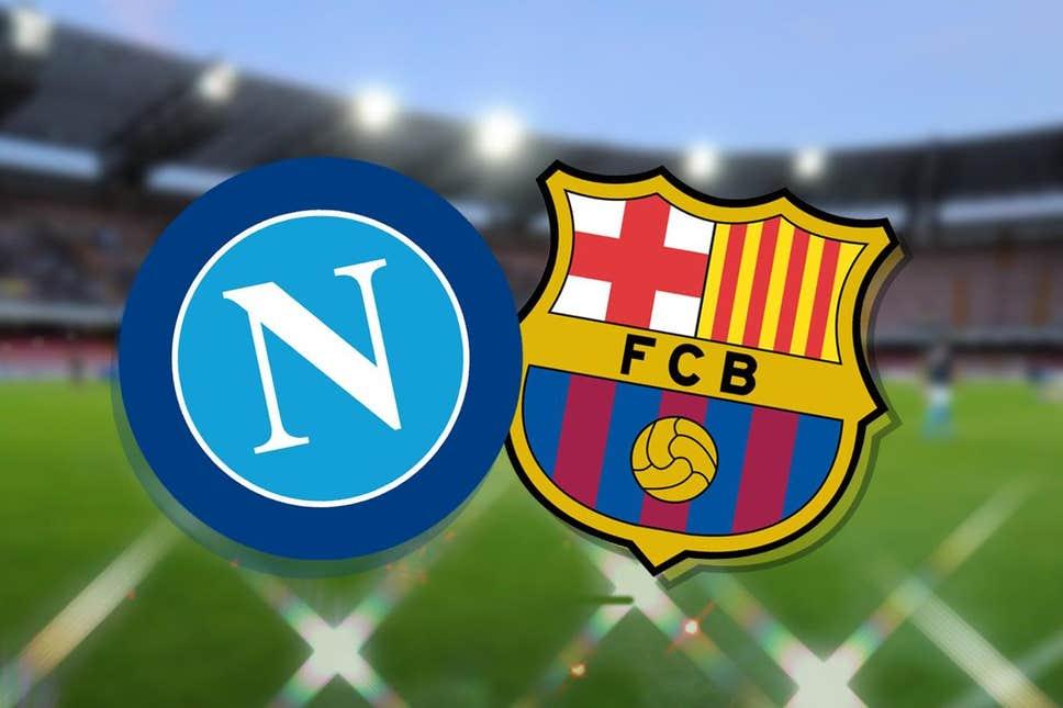 Napoli – FC Barcelona SKRÓT