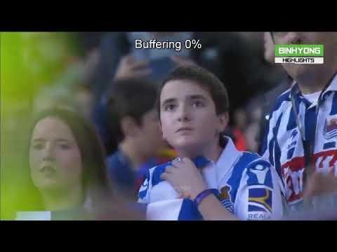 FC Barcelona – Real Sociedad SKRÓT