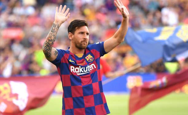 Leo Messi ukarany za uderzenie rywala. Czeka go dwumeczowa przerwa w grze