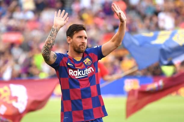 Leo Messi: Nie będę z nikim negocjował do końca sezonu