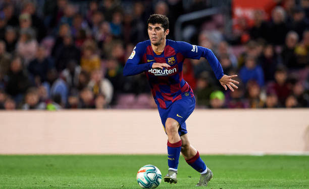 Carles Alena wypożyczony do Getafe