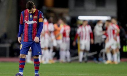FC Barcelona i jej ogromne problemy finansowe