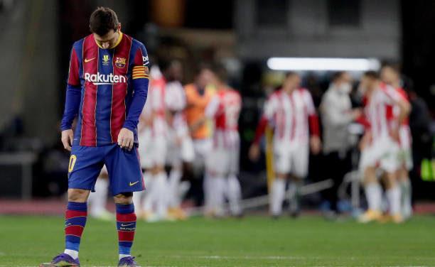 Superpuchar Hiszpanii w rękach Athletiku. FC Barcelona poległa po dogrywce