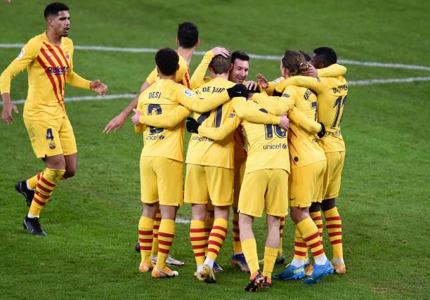 Zaległy mecz i ważne trzy punkty. FC Barcelona wskakuje na podium tabeli ligowej