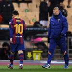 Ronald Koeman: Ja mogę powiedzieć, że interesuję się Neymarem czy Mbappe