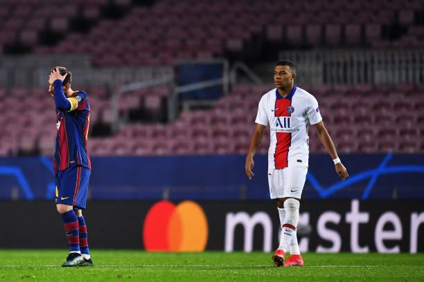 Wielki Mbappe i klęska gospodarzy. FC Barcelona przegrywa z PSG