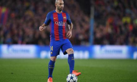 Mascherano: Musiałem wymusić transfer do FC Barcelony